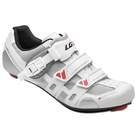 Infinity Multisport Louis Garneau Road Shoe White