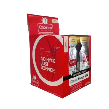 Infinity Multisport Cadence Gels box of 30